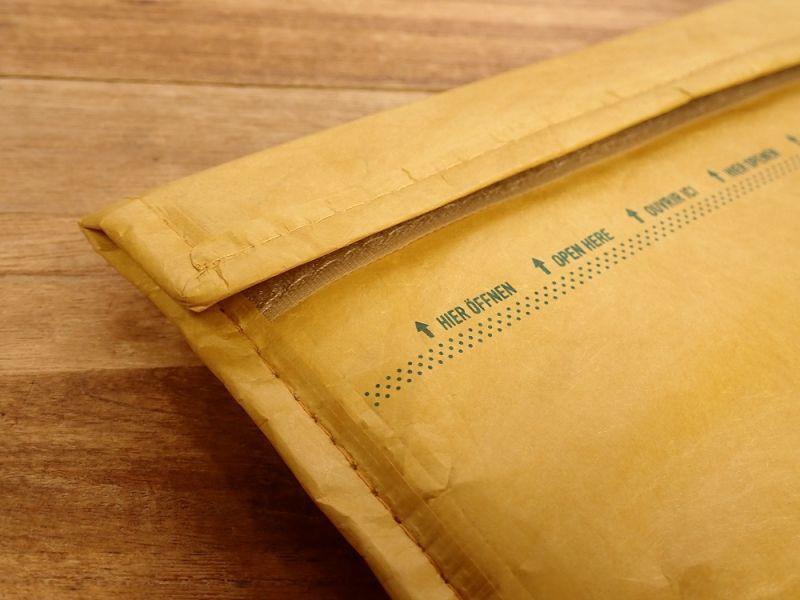 画像3: 【ネコポスNG】 Padded envelope bag For 13inch laptop