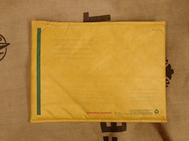 画像1: 【ネコポスNG】 Padded envelope bag For 13inch laptop