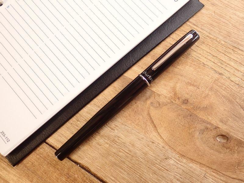 画像1: 【ネコポスOK】 Fluidwriting/フルーイドライティング フェルトペン ポケット ブラック