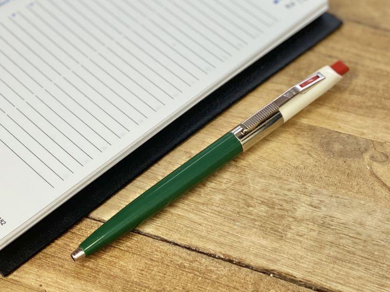 画像1: 【ネコポスOK】 ハンガリー ICO/イコ 70 Retro Pen グリーン