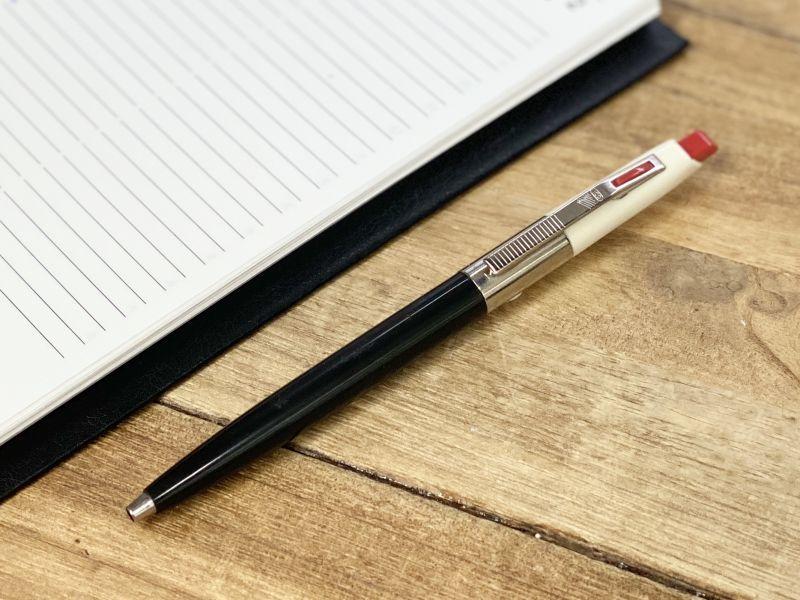 画像1: 【ネコポスOK】 ハンガリー ICO/イコ 70 Retro Pen ブラック