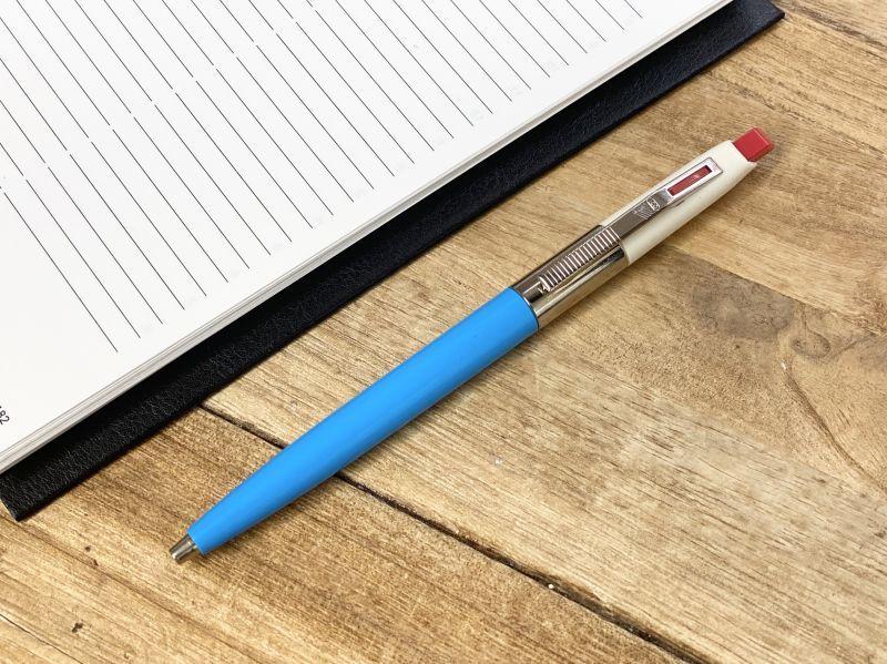 画像1: 【ネコポスOK】 ハンガリー ICO/イコ 70 Retro Pen ブルー