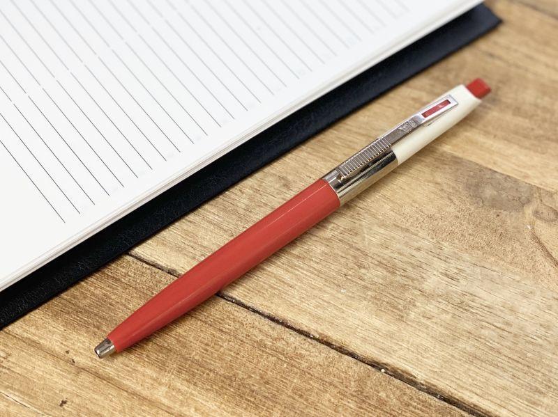画像1: 【ネコポスOK】 ハンガリー ICO/イコ 70 Retro Pen レッド