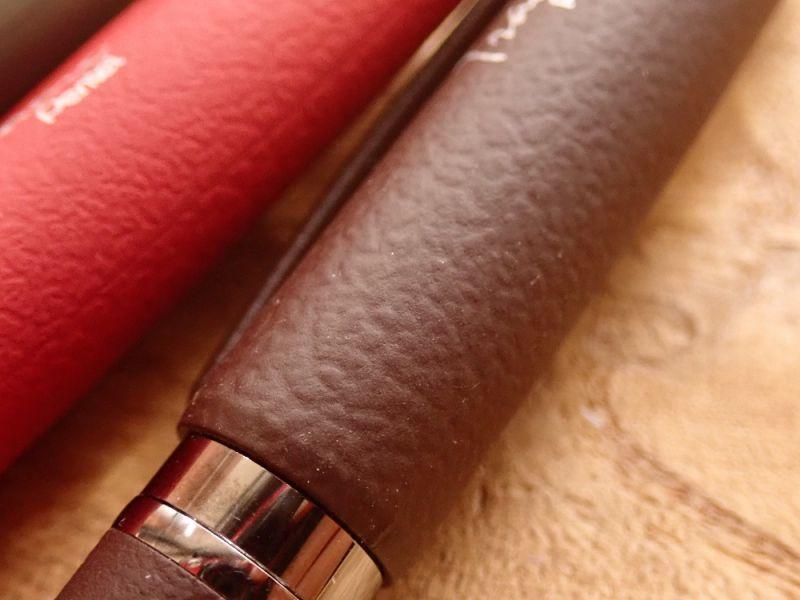 画像4: 【ネコポスOK】 Pentel Tradio Fountain Pen/万年筆 チョコレート