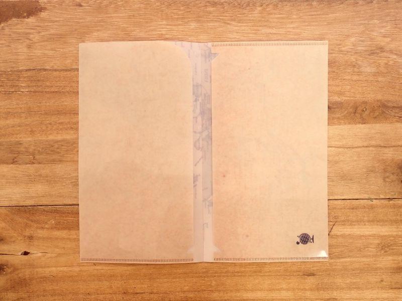 画像2: 【ネコポスOK】 チケットホルダー サンド