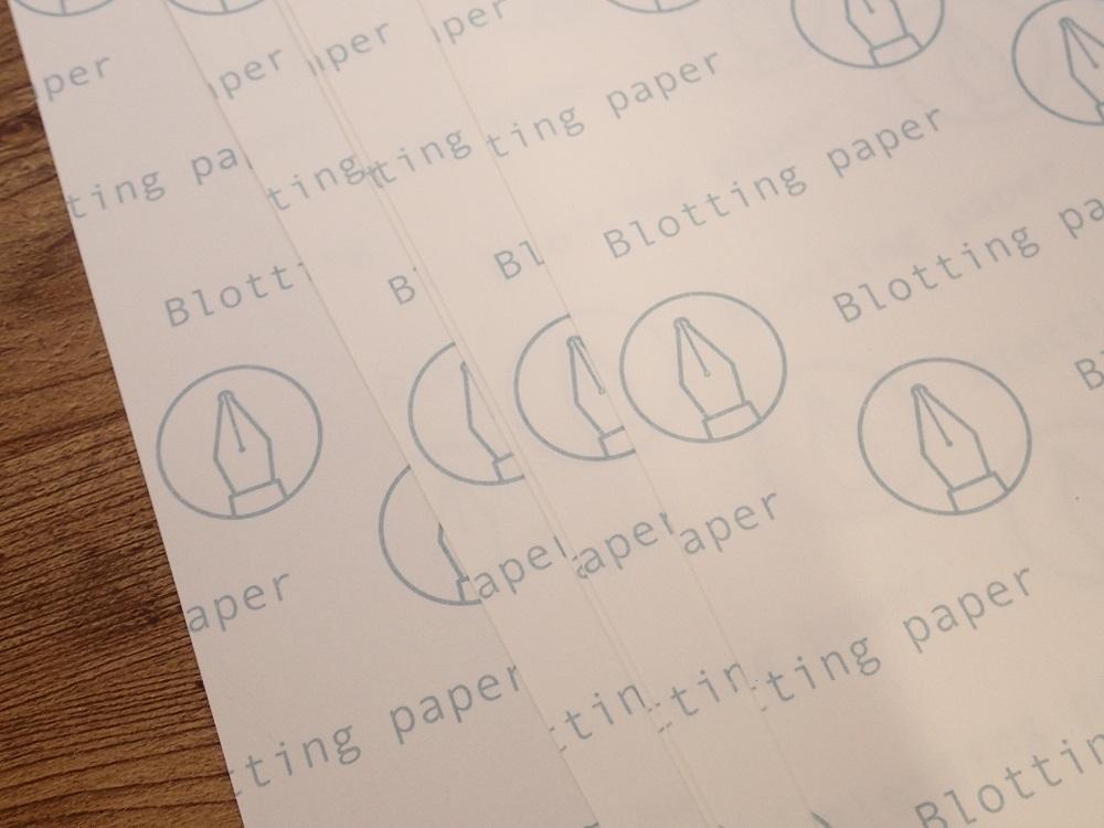 画像2: 【ネコポスOK】 kamiterior paper treasure/吸取紙 白