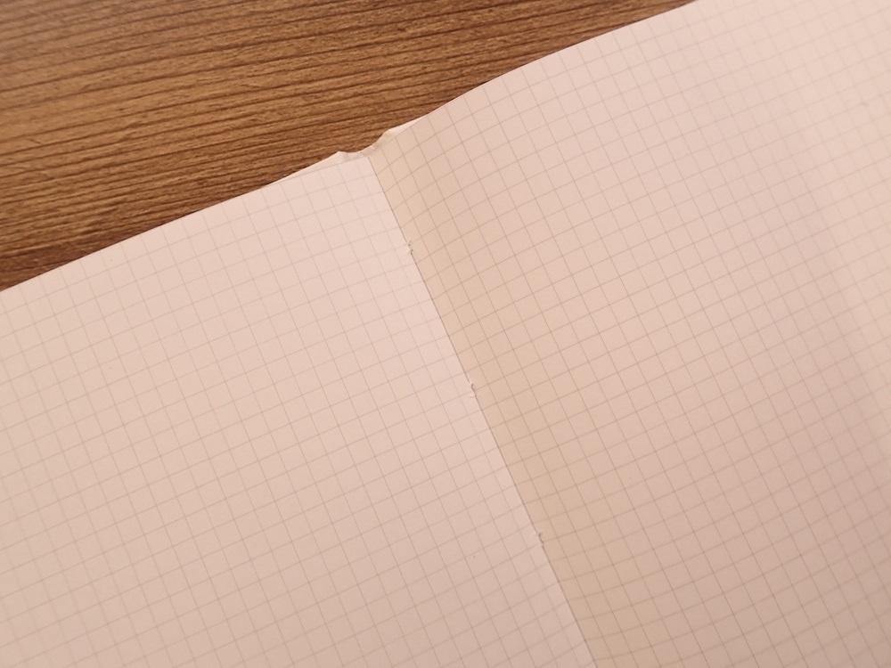 画像2: 【ネコポスOK】 コクヨ 野帳 SKETCH BOOK グレイッシュブルー