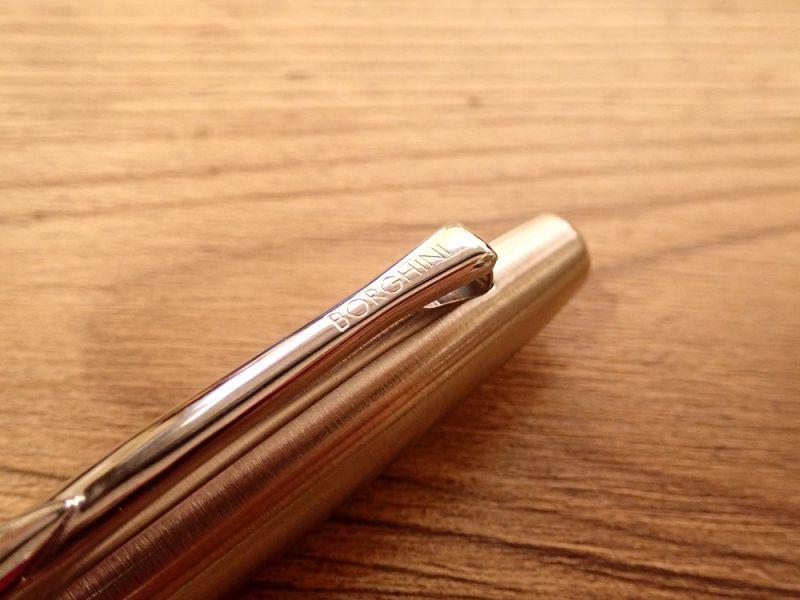 画像3: 【ネコポスNG】イタリア BORGHINI/ボルギーニ V90 SPORT ボールペン