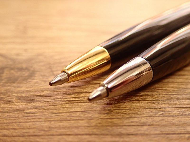 画像3: 【ネコポスNG】イタリア BORGHINI/ボルギーニ V90 CLASSIC ボールペン