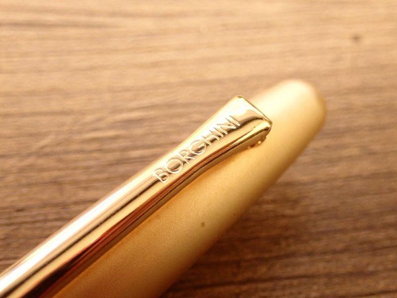 画像2: 【ネコポスNG】イタリア BORGHINI/ボルギーニ V90 CLASSIC ボールペン