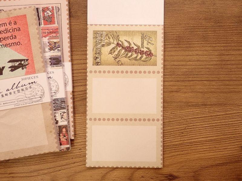 画像3: 【ネコポスOK】 メモパッド トラベルシリーズ レター