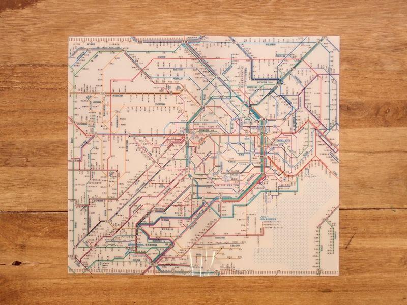 圏 首都 路線 図